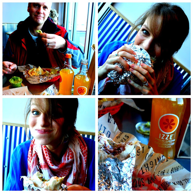 Chipotle goodness.