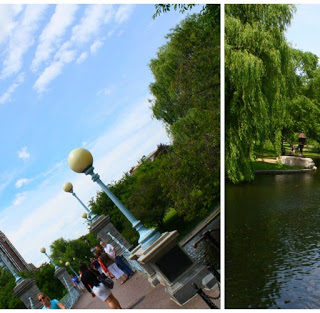 Boston: Duck tour, Fenway, and food.