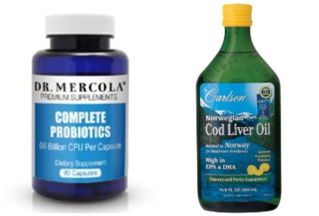 Whole Foods Carlson Cod Liver Oil