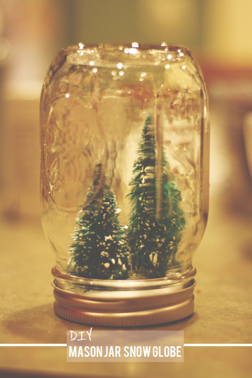 Do it yourself mason jar snow globe tales of me and the husband and then make a diy of it id be a rich person who could shop at anthro more often and this begs the question is anthro pissed about this solutioingenieria Gallery