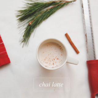 Chai Latte and Hatchery! Giveaway below! :: CLOSED