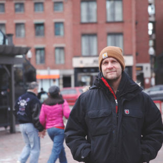 A day in Boston!