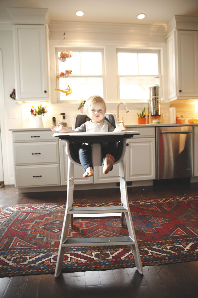 Genial 4moms High Chair!