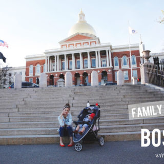 Family Friendly Guide to Boston with Chicco plus a huge giveaway!