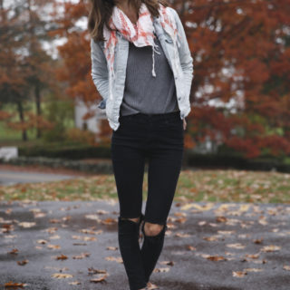 my favorite jackets to take you from fall to winter.