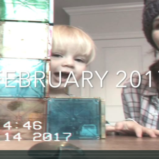 a little video for February.