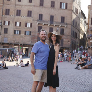 a day in beautiful Siena.