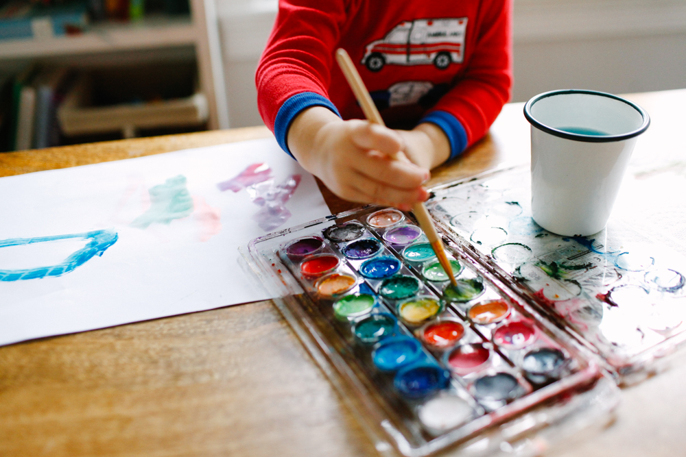 our favorite indoor activities for the winter!